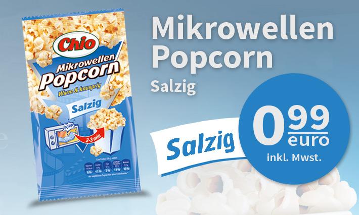 Chio Popcorn Salzig (100g)