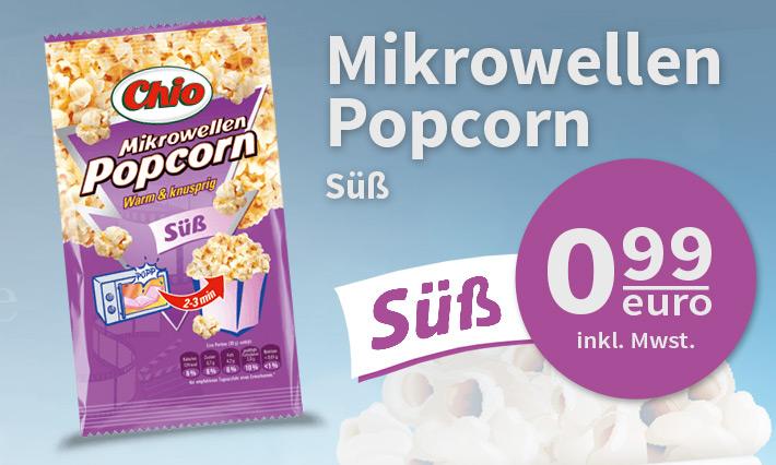Chio Popcorn Süß (100g)