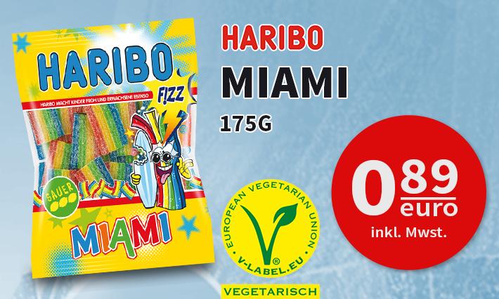 Haribo Miami FIZZ (175g)