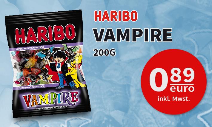 Haribo Vampire (200g)