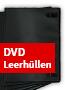 DVD Leerhüllen a 10 Stück, gebraucht