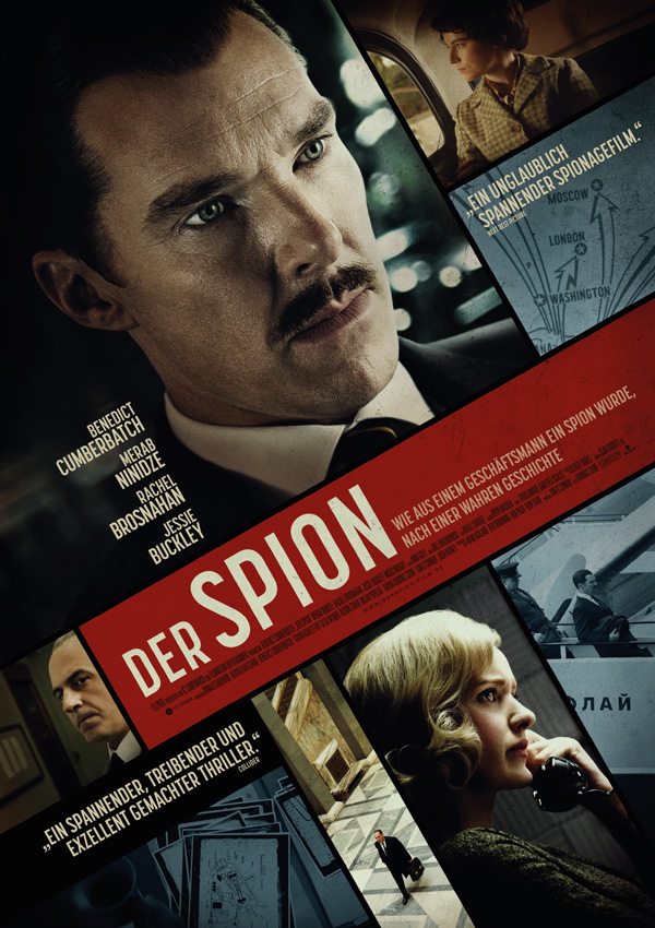 Poster: Der Spion