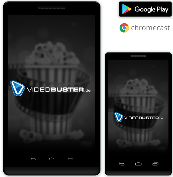 VIDEOBUSTER.de Android App-Player